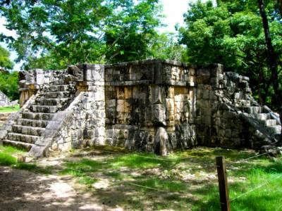 Mexiko Pyramiden 2011 Ruinenstadt