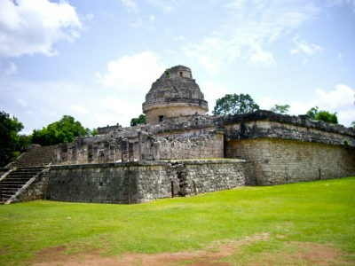 Mexiko Pyramiden, Sternenwarte