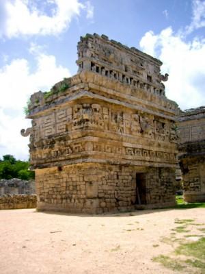 Mexiko Ruinenstadt Chichen Itza
