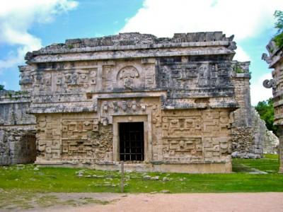 Mexiko Pyramiden Kukulcan