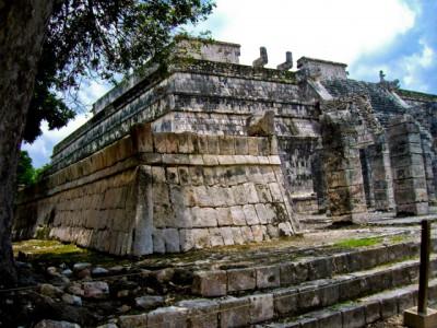 Mexiko Kultstätten Maja