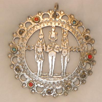 Amulett Götter