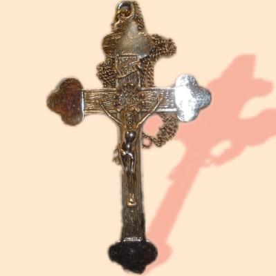 Amulett Jesuskreuz