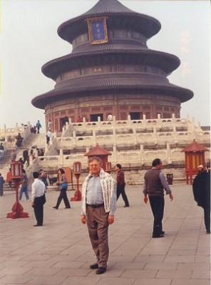 China Tempelanlagen