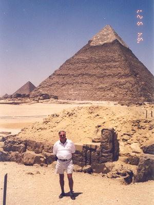 Ägypten Cheops Pyramide