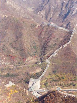 China Chinesische Mauer 2
