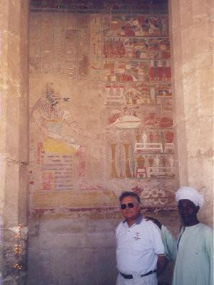 Ägypten Grabkammer