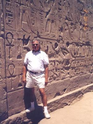 Ägypten Alte Tempelanlagen 2