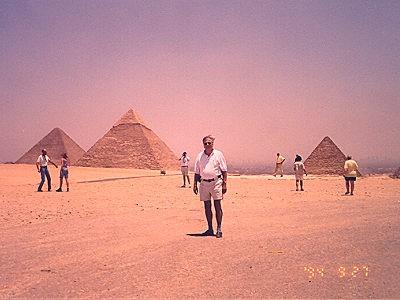 Ägypten Giza